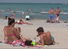 Plaja din Mamaia sufera modificari importante. Surpriza de care vor avea parte cei care vor merge in 2016 pe litoral