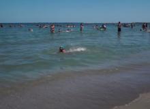 Stațiunile de pe litoralul românesc unde specialiștii au găsit bacteria E.coli în apa mării