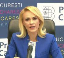 Gabriela Firea, nou atac la adresa lui Liviu Dragnea:  Nu-mi plac şobolănismele