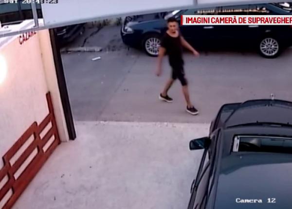 Un tânăr a furat în câteva minute încasările dintr-un hotel din Mamaia