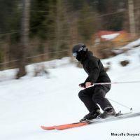 Cum functioneaza clapele si frana schiurilor