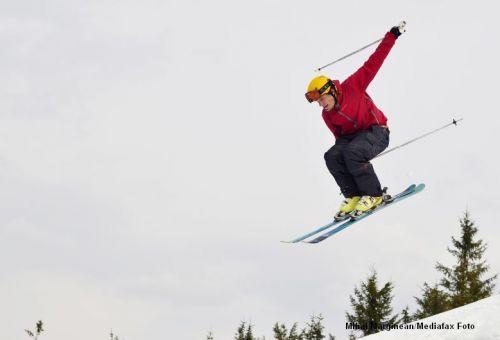 Grad de ocupare de 80% in statiunea Straja, pentru sarbatori. Cand va incepe sezonul de schi