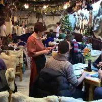 Craciun pe rit vechi. Mii de moldoveni, ucrainieni si rusi au luat cu asalt statiunile de la munte