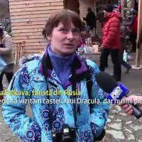 Peste 10.000 de turisti au venit sa sarbatoreasca in Romania Craciunul pe rit vechi. Ce impresie le-a facut tara noastra
