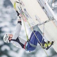 Spectacol pe gheata verticala la Busteni cu premii in valoare de 10.000 euro