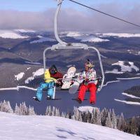 Big Extreme Party, in weekend, la Transalpina Ski Resort