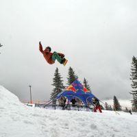 Snowboarderii din Europa se intalnesc la Sibiu pentru a patra editie a Transilvania Rookie Fest