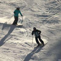 Aici e raiul.  Imaginile primei zile perfecte de schi in Romania. Cum arata cele mai importante partii