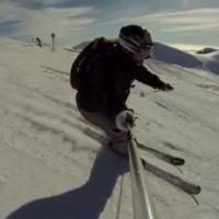 Zi perfecta de schi in Romania. Care este situatia pe partiile din statiunile montane