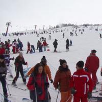 Mii de turisti sunt asteptati in weekend, la Straja pentru a celebra Serbarile Zapezii. Copiii il pot vizita pe ursul Baloo