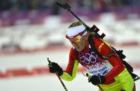 Jocurile Olimpice de la Soci, ziua 10: Eva Tofalvi, locul 21 la biathlon, echipajul de bob doua persoane a terminat pe 17