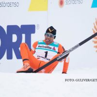 Un sportiv din Venezuela a fost declarat  cel mai slab schior din lume . Pentru ca nu avea zapada, s-a antrenat pe role