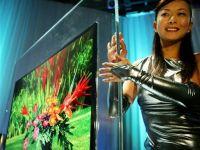 Cum va arata televizorul viitorului? Subtire ca hartia!