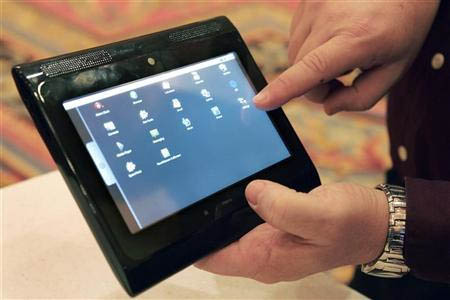 Motorola scoate asul din maneca - o tableta PC!