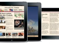 Financial Times nu va mai fi disponibil pe iPhone si iPad