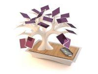 VIDEO Un bonsai electric iti incarca telefonul
