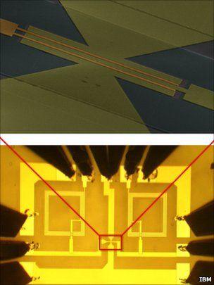 Primul circuit integrat cu un tranzistor de grafen