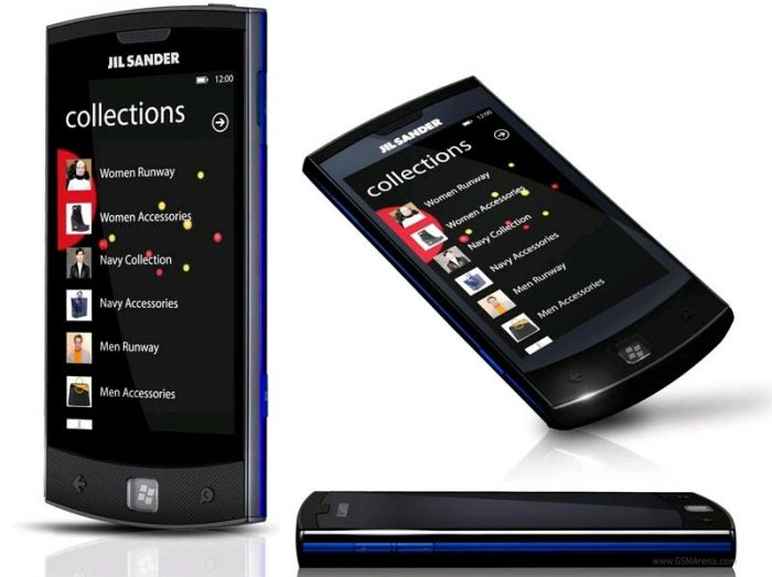Jil Sander Mobile, primul smartphone LG cu Windows Phone 7 ...