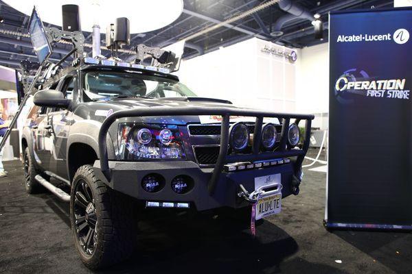 VIDEO. Cum arata masina de 1 milion de dolari. Surprizele din a treia zi de CES 2012
