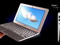 Cel mai usor laptop din lume este produs in Romania