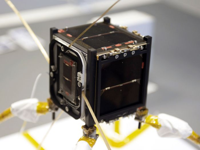 Satelitul XaTcobeo (Spania)