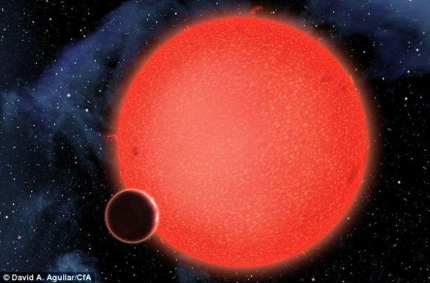 S-a descoperit cuibul extratestrilor! Hubble studiaza un super-Pamant care are mai multa apa decat planeta noastra