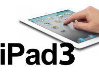 Ziua iPad 3. Noua tableta de la Apple se lanseaza astazi. Ce ne dorim de la ea