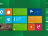 Windows 8 ajunge in casele noastre la toamna