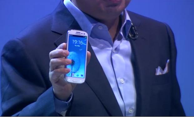 Samsung GALAXY S III s-a lansat la Londra. Lista COMPLETA a specificatiilor. Zvonurile s-au adeverit