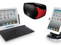 VIDEO Logitech a lansat o serie de tastaturi, boxe si alte accesorii pentru iPad si tablete Android