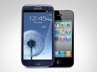 Samsung Galaxy S III, zdrobit de iPhone 4S in cel mai nebun test posibil