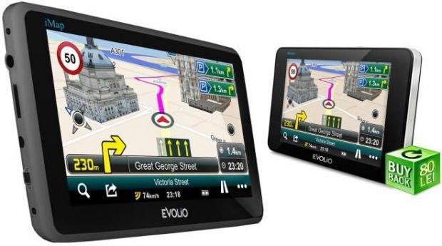 Programul Buy Back pentru GPS-uri este disponibil si in Romania