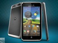 Motorola ATRIX HD, un smartphone cu ecran mare si Android 4