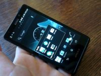 FOTO: Cum arata noul smartphone Sony cu trei saptamani inainte de lansare