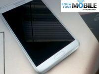 Proiectul viitor de la Samsung. Primele imagini cu super-gadgetul cu ecran de 5,5 inch