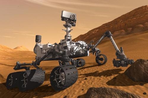 Piese ale trupelor The Beatles si The Doors, difuzate pentru a  trezi  zilnic robotul Curiosity