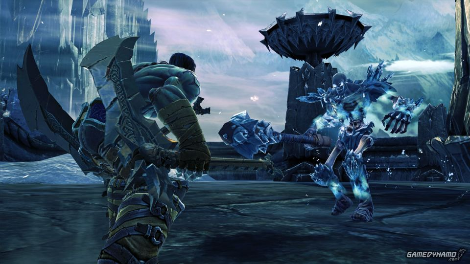 Apocalipsa continua in Darksiders II