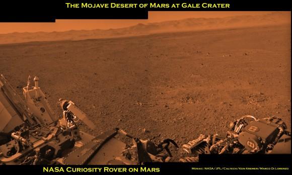 Razi cu pofta! Cea mai tare gluma cu robotul Curiosity