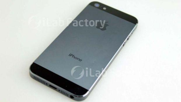 FOTO: Primele imagini cu un iPhone 5 asamblat