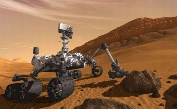 OZN-uri pe Marte? Iata ce a descoperit robotul Curiosity