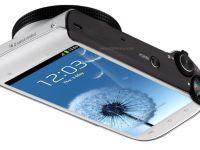 Samsung pregateste o camera foto GALAXY S III