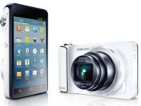 Samsung reinventeza camerele foto. Camera GALAXY vine cu 16,3 MP, zoom optic 21x, Wi-Fi, 3G si Android 4.1