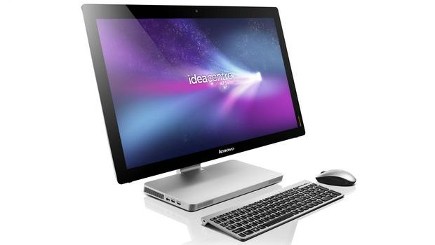 Cel mai subtire PC All-in-One din lume, Lenovo IdeaCentre A720, a ajuns in Romania