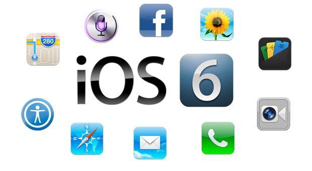 iOS 6 vine in Romania la ora 8 seara. Care sunt noutatile