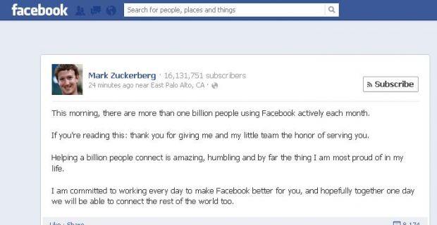 Anunt istoric facut astazi de Mark Zuckerberg. Ce s-a intamplat cu Facebook