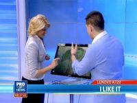 iLikeIT. George Buhnici ne prezinta computerul viitorului: Lenovo A720. Ecran de 27  cu TOUCHSCREEN