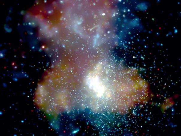 A fost descoperita cea mai apropiata stea de uriasa gaura neagra din centrul Caii Lactee