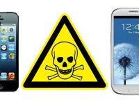 Topul celor mai toxice telefoane mobile. Cat de bune sunt iPhone 5 si Galaxy S III