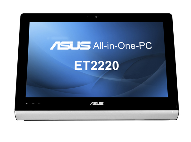 ASUS anunta ET2220, un PC All-in-One cu Windows 8 si ecran tactil de 21,5