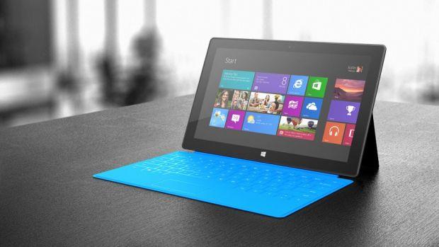 Microsoft Surface, o tableta inovatoare, dar care duce lipsa de aplicatii